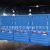 武汉厂家长期生产 吹塑交通塑料围栏 高1.3米围栏 交通分流护栏