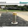 Q汉马勇士正品+学校挡车柱不锈钢全自动遥控升降柱交通伸缩路障