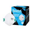 Benehal MS8225 工业防尘口罩 N95口罩美标NIOSH N95认证