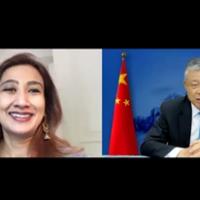 中国驻英大使刘晓明:中国同斯里兰卡友谊在抗击疫情中再次升华