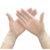 一次性PVC手套 无粉透明餐饮劳保 防护手套50只装