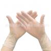 一次性PVC手套 无粉透明餐饮劳保 防护手套20只