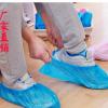 无纺布PP鞋套一次性鞋套 防滑印花鞋套厂家直销