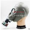 防毒面具 绿栏杆1006单罐 喷漆化工防甲醛活性炭口罩劳保防护面具