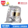 代尔塔402004镀金ICP强化玻璃面甲 配合隔热帽兜使用ALUVISOR1RP