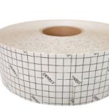品质选材 医疗胶带绿格肤色油胶水刺布卷材医疗敷药固定优良贴剂