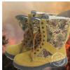 森林消防靴防火扑火靴鞋丛林登山穿越靴森林靴子防砸防刺防割新款