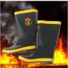 消防训练靴 消防靴 97消防靴训练演习靴