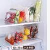 厂家直销自封口果蔬保鲜袋 透明盒装食物密封袋 塑料环保食物袋
