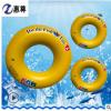 新款加厚泳圈 纯色字母加厚单层成人儿童腋下圈救生圈游泳圈批发