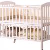 月亮船多功能婴儿床实木带滚轮新生儿儿童可变书桌游戏床一件代发