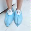 无纺布鞋套 全新料 厂家直销 加厚防尘防滑耐磨 400克100只鞋套