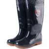 3531高筒雨靴1819黑劳保三防长筒雨鞋男高帮胶鞋水鞋厂家直销批发
