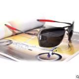 太阳眼镜户外护目镜金属偏光眼镜司机驾驶墨镜