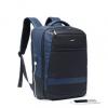 商务双肩背包白领商务人士电脑背包USB充电背包