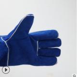 厂家直销电焊劳保皮革手套 工业防滑防割耐磨真皮手套 焊接手套