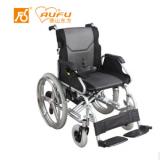佛山东方AUFU电动轮椅FS101A 多功能带海绵座垫可折叠电动轮椅