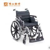 佛山东方轮椅FS950LBQ老人残疾人多功能可折叠铝合金轮椅