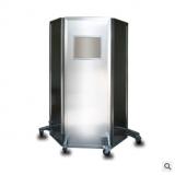 铅屏风防辐射口腔牙科拍片室X射线防护单双联移动式铅板铅门定制