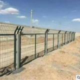 高速公路铁路护栏网 8001/8002弯片直片护栏现货 火车道围栏厂家