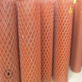 钢板网,拉伸网片钢板网片,浸漆网卷网片,菱形网定制孔径高度