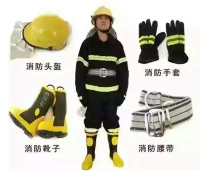 武汉消防服五件套
