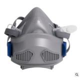 3M7772防尘面具硅胶KN95防护工业粉尘煤矿打磨雾霾半面罩
