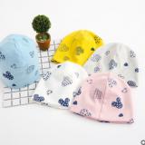 新款儿童帽子 0-3个月7个月-6岁宝宝胎帽 婴幼儿套头帽饰品Q头