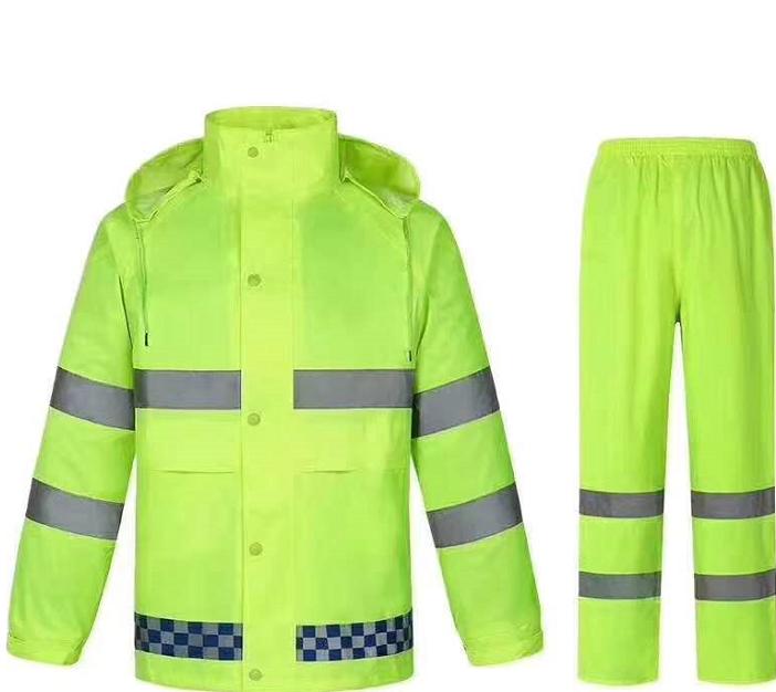 反光雨衣1