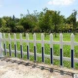 变压器栅栏安全防护栏 pvc塑钢草坪围墙围栏 山东厂家现货