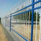 厂家直销双弯弧组装式锌钢护栏 枪尖式防攀爬围墙护栏