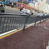 道路隔离护栏 城市市政不锈钢围栏 隔离防护道路栅栏