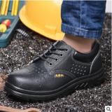 泰鼎盛厂家直销夏季透气劳保鞋钢包头工作鞋安全鞋防砸防刺穿耐磨