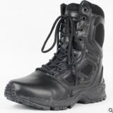 源头工厂一件代发CQB.SWAT精锐蜘蛛作战靴战术靴登山靴真皮训练靴