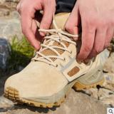 跨境专供厂家直销烈火沙色低帮军靴作战靴沙漠靴511靴户外