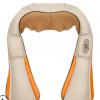多功能揉捏按摩披肩车载家用电动热敷按摩仪颈肩椎按摩器一件代发