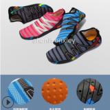 厂家批发游泳鞋徒步溯溪鞋大码涉水鞋轻便贴肤鞋潜水鞋防滑沙滩鞋