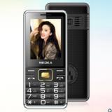特价A7金威A31 2.4寸移动双卡老人手机功能机语音王亲情号低价