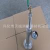 厂家批发 消防栓测压水枪 压力表水枪 试压检测装置
