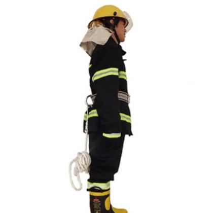 厂家供应 02款消防服 消防员灭火防护服 五件套 阻燃隔热战斗服