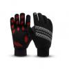 现货成人手套男秋冬触屏防滑加绒保暖针织手套放泼水户外运动手套