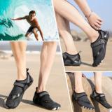 新款沙滩游泳鞋户外五指鞋厂家直销钓鱼鞋男涉水鞋溯溪鞋