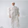一次性无纺布加厚防尘衣防护服PP连体工作服养殖可用有现货