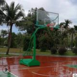 厂家直供移动凹箱篮球架 室外移动篮球架 成人篮球架户外 批发