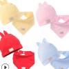 胎帽三角巾 婴儿帽子保暖新生儿胎帽 棉布秋冬 男女宝宝防寒套头