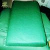 04款06款军绿枕头保健枕头太空记忆枕头u型军训枕头