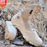 批发涵野户外系列HW01三角洲沙漠靴战靴我是特种兵沙漠靴侧拉链靴