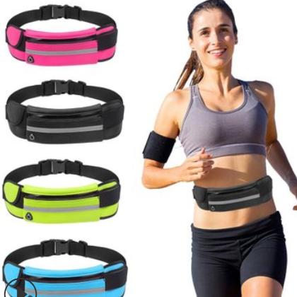 户外旅行运动腰包 防水手机包跑步腰包男女多功能 马拉松运动腰带
