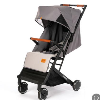 WLA婴儿推车婴儿车BB车童车轻便折叠可坐可躺高景观避震外贸双向
