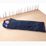 夏季薄款 可机洗超轻超薄便携式睡袋 酒店隔赃超小迷你睡袋送枕头